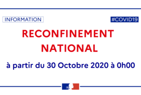 Reconfinement national